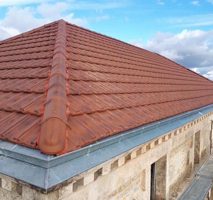 Zinguerie toiture en Charente (16) et Charente-Maritime (17)